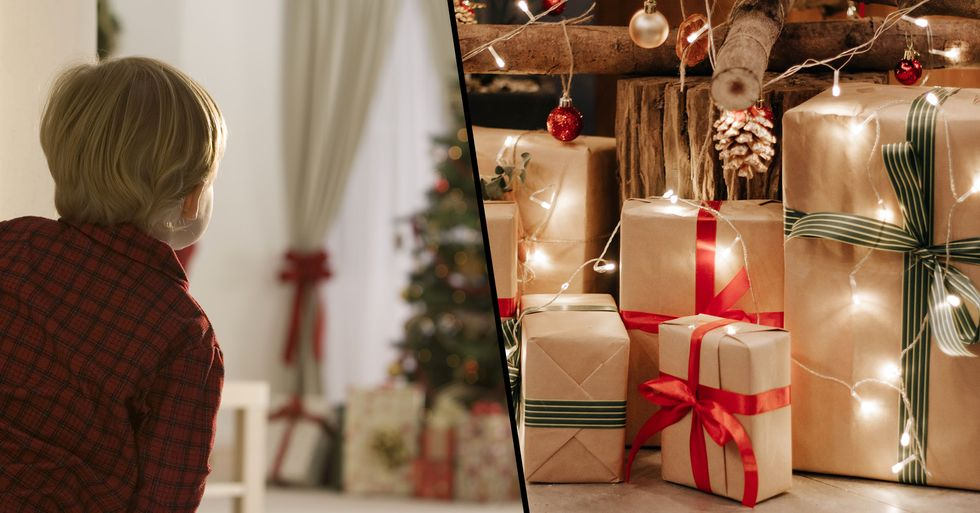 Mom Asks Parents To Stop Telling Children Their Pricey Gifts Came From Santa
