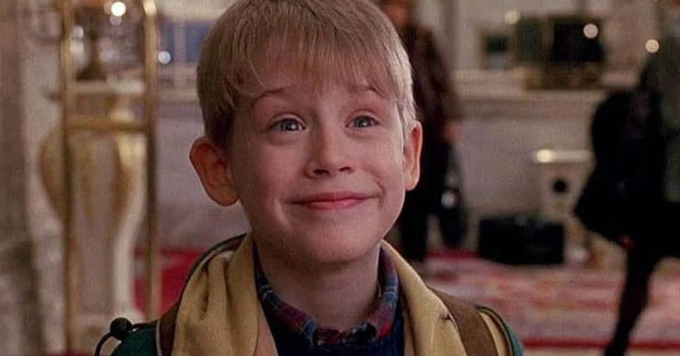Mom Says Her Son Gets Stopped Everywhere He Goes Because He Looks Like Kevin From 'Home Alone'