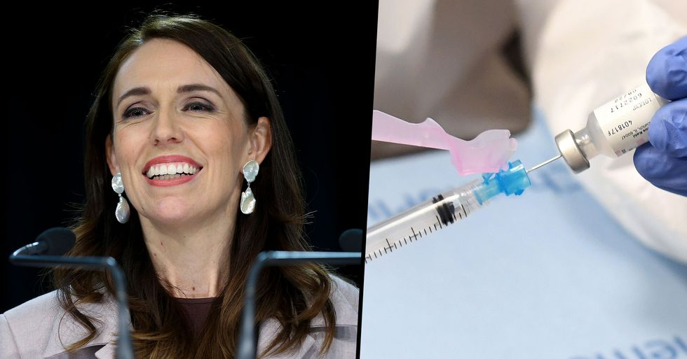 New Zealand Will Buy COVID-19 Vaccines for All Its Island Neighbors