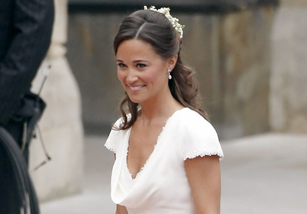 Pippa Middleton May Move to NYC + Marc Jacobs Boutique Gets Tagged = Eight Items or Less