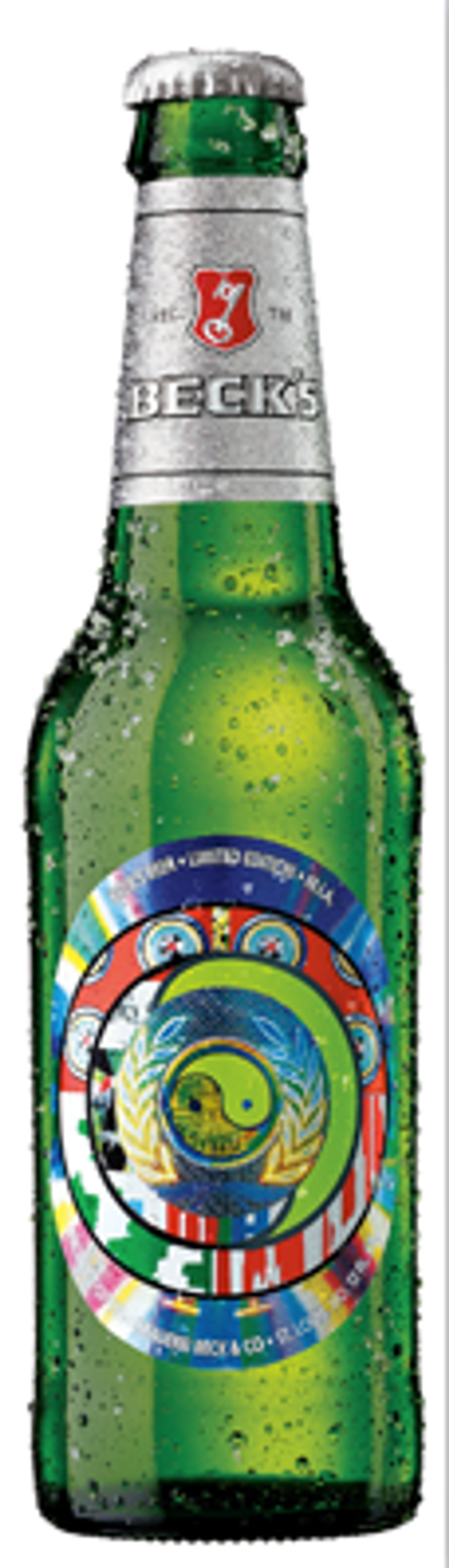 M.I.A. Is Apparently Designing Labels For Beck's Beer Now