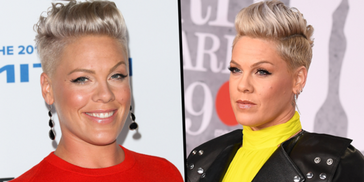Pink Savagely Claps Back at Fans Who Told Her to Keep Her Opinion to Herself