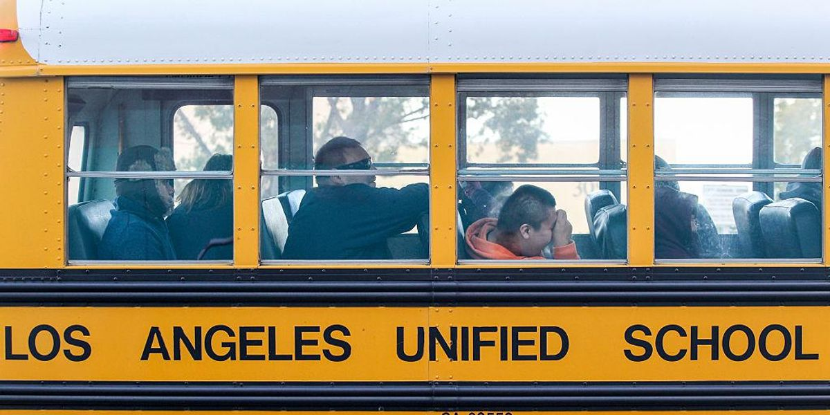 Students in Los Angeles will be required to get COVID vaccine before returning to school