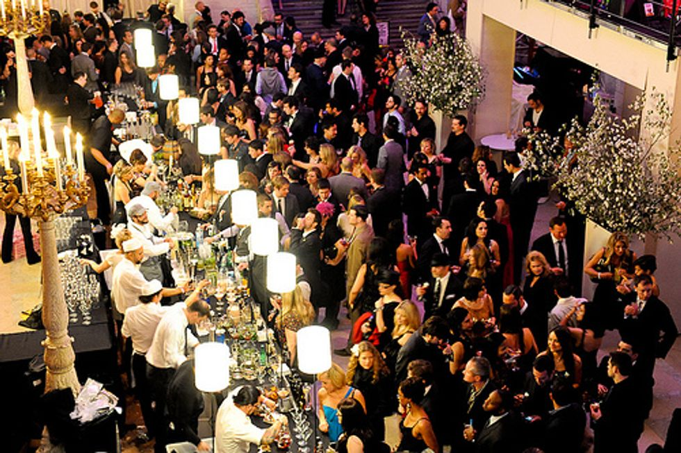 A Guide to Boozing at the Manhattan Cocktail Classic This Weekend