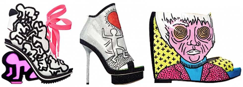 These Keith Haring Kirkwoods Were Made for Walking
