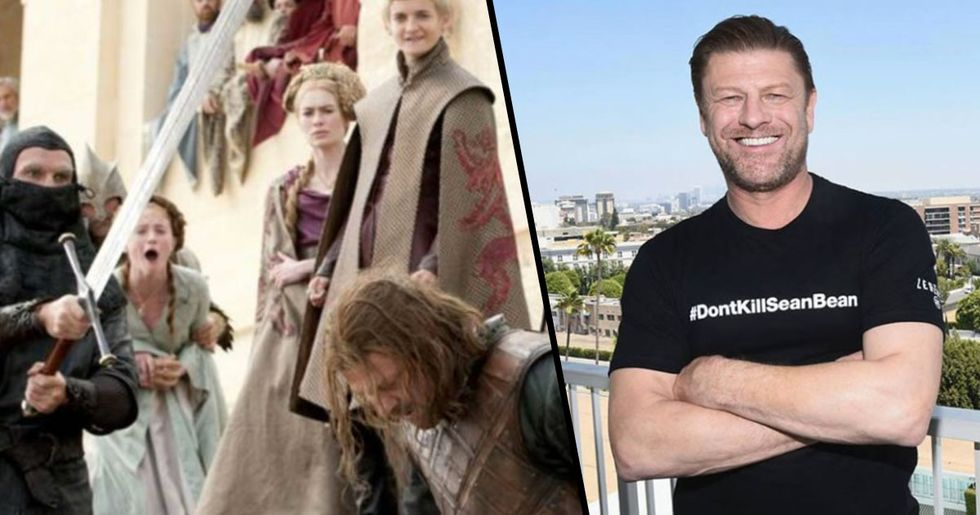 Sean Bean Is So Tired Of Dying He's Rejecting Roles Where He Gets Killed