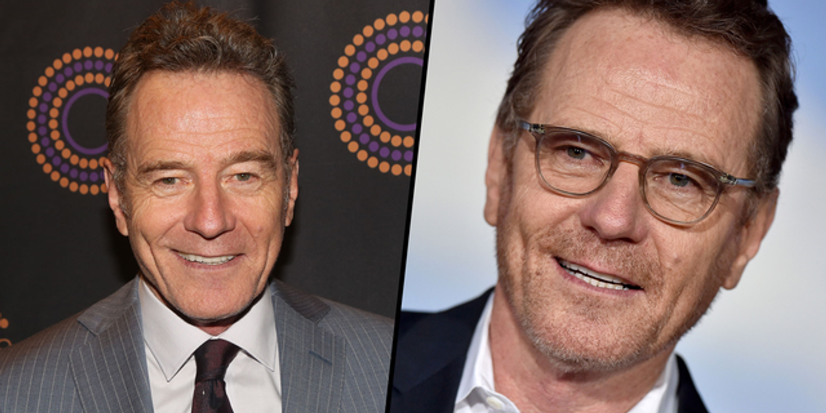Bryan Cranston Says 'Cancel Culture' Has Made Us 'Harder and Less Understanding'