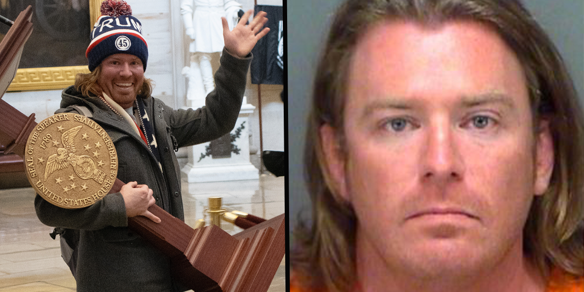 People Are Posting 'How It Started vs How It's Going' Memes for the Capitol Hill Rioters