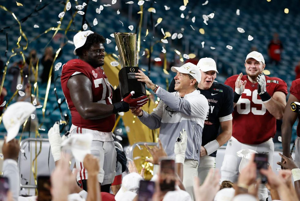 Record-Setting Crimson Tide Are National Champions, Yet Again