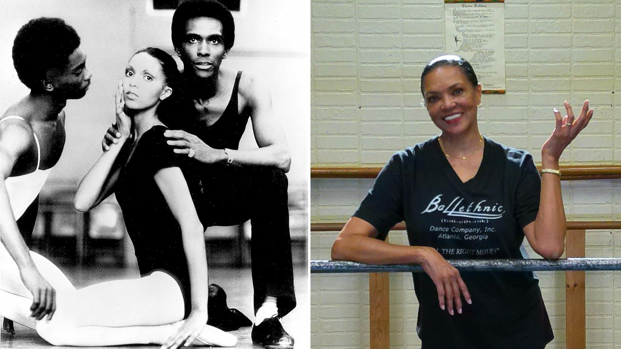 Lydia Abarca Mitchell, Arthur Mitchell's First Ballerina, Builds On Her Mentor's Legacy in Atlanta