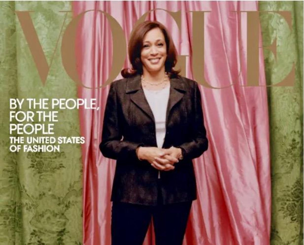 Vogue's Anna Wintour defends controversial Kamala Harris cover