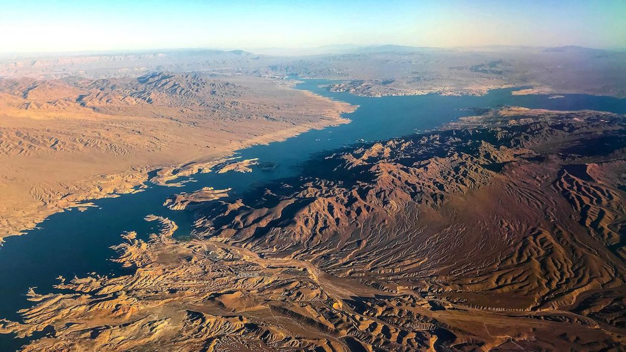 Drought-Stricken Colorado River Basin Could See Additional 20% Drop in Water Flow by 2050