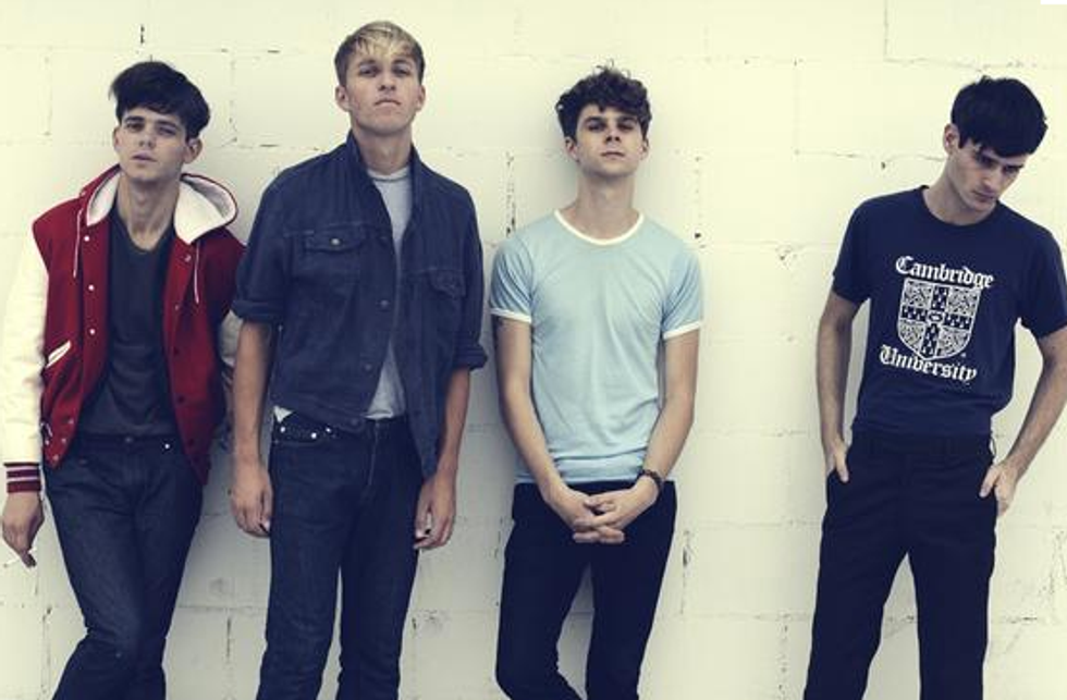 Tips For Today: Internet Week in NYC + The Drums in L.A. + The XX and Fun. in London