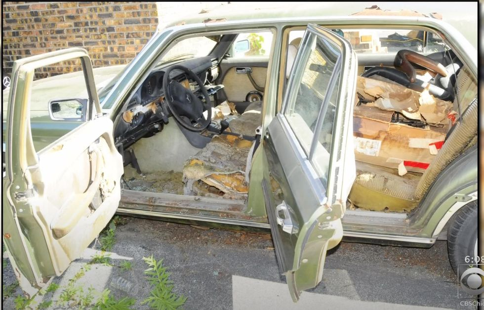 Police photos show how Indiana abortion doctor illegally stored remains of 2,246 fetuses in his garage and car