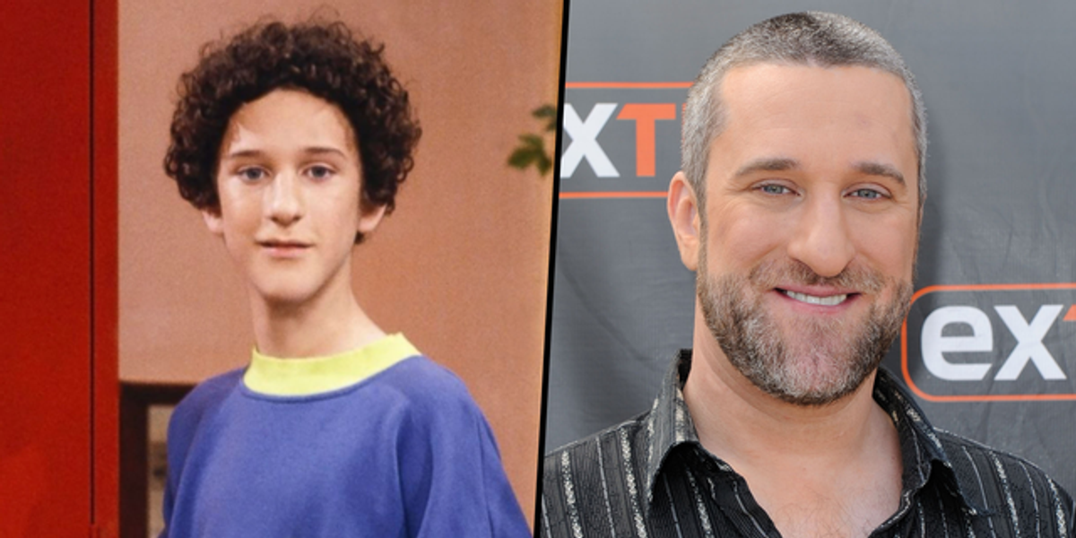 'Saved By The Bell' Star Dustin Diamond Rushed to Hospital