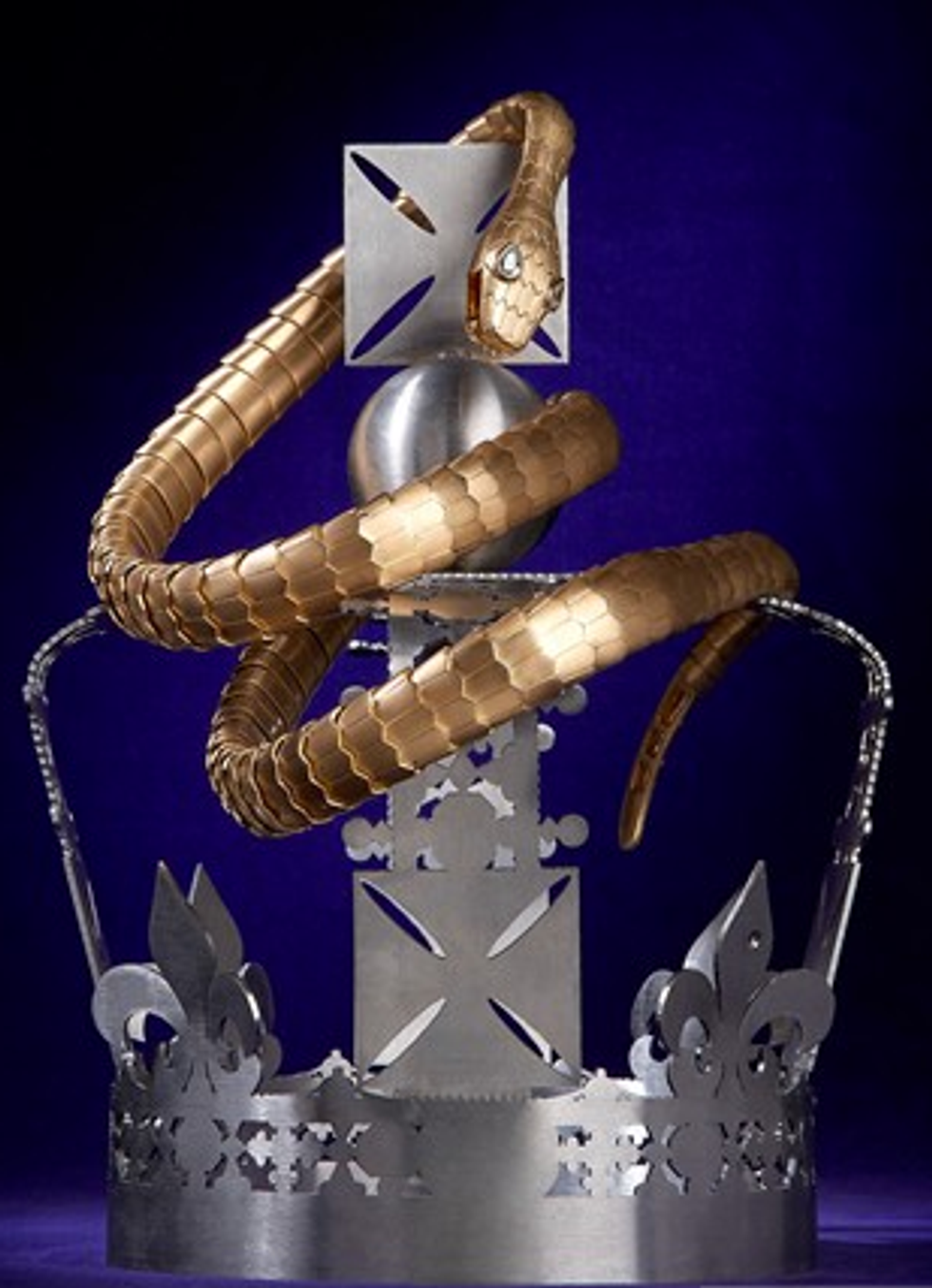 Check Out Awesome Designer Crowns In Honor of Queen Elizabeth's Diamond Jubilee