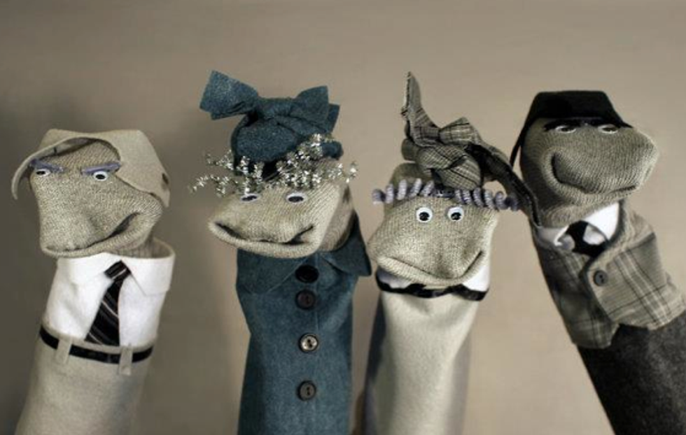 """Ty Segall in NY + Studs Terkel Tribute in Chicago + """"I Love Lucy"""" With Sock Puppets in L.A. + Scissor Sisters in London"""