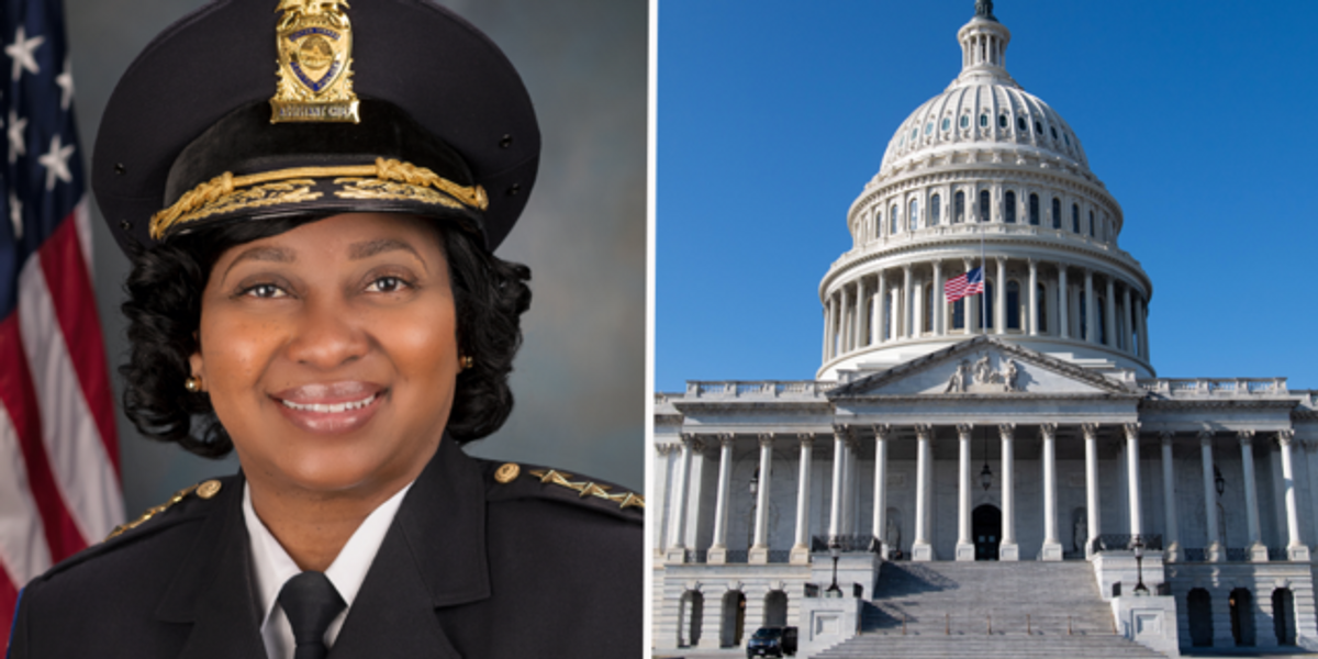 US Capitol Police Announce New Acting Chief as Black Woman for the First Time Ever