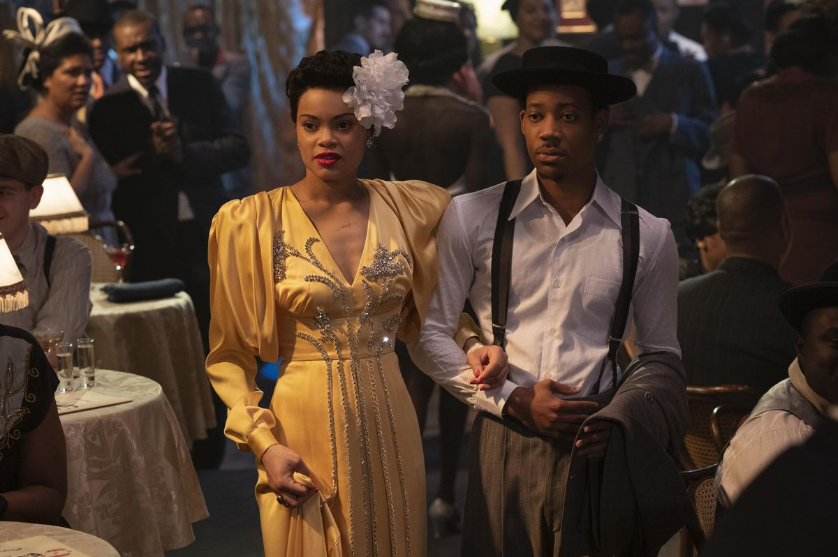 Prada's Costumes in the New Billie Holiday Biopic Are Really Something