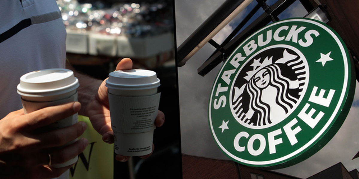 Starbucks Ban 37-Year-Old Man for Giving 'Creepy' Note To Teen Barista