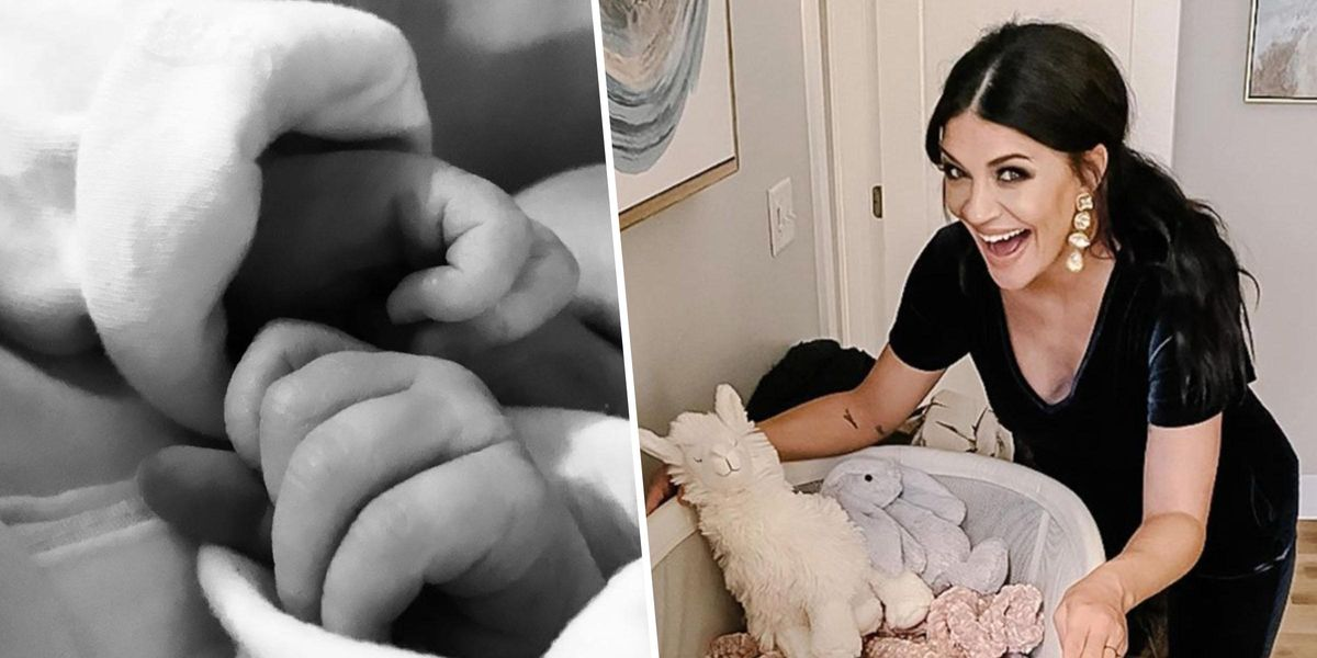 'Gossip Girl' Star Jessica Szohr Gives Birth To Her First Baby