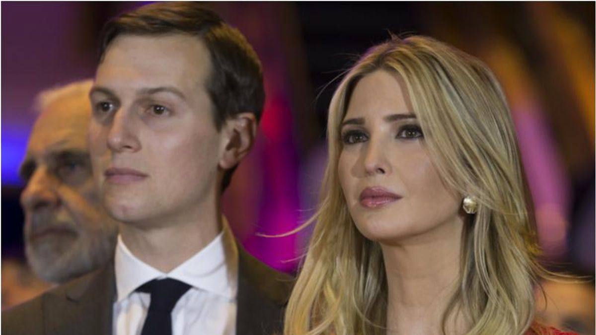 Swanky Florida country club bars Jared and Ivanka's membership: Go lunch with fellow 'patriots' at Mar-a-Lago