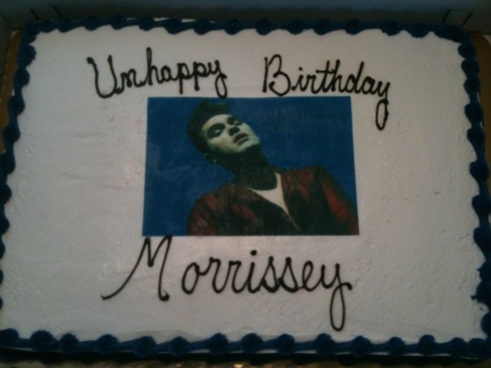 Tips For Today: Morrissey's Birthday Party in NY, Roy Lichtenstein in Chicago and Japandroids in London