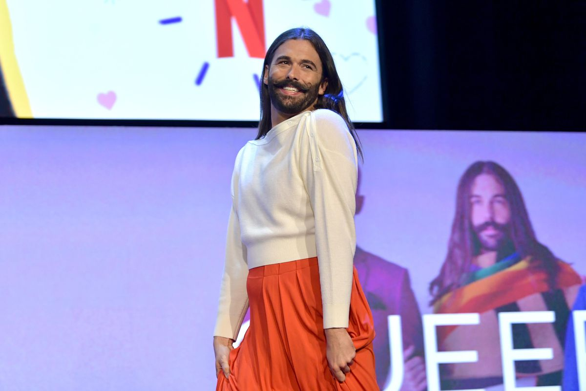 Jonathan Van Ness' Haircare Brand Will Be 'Inclusive for All People'