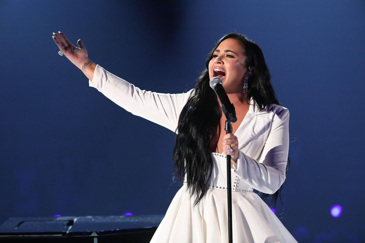 Demi Lovato Will Perform at Joe Biden's Inauguration