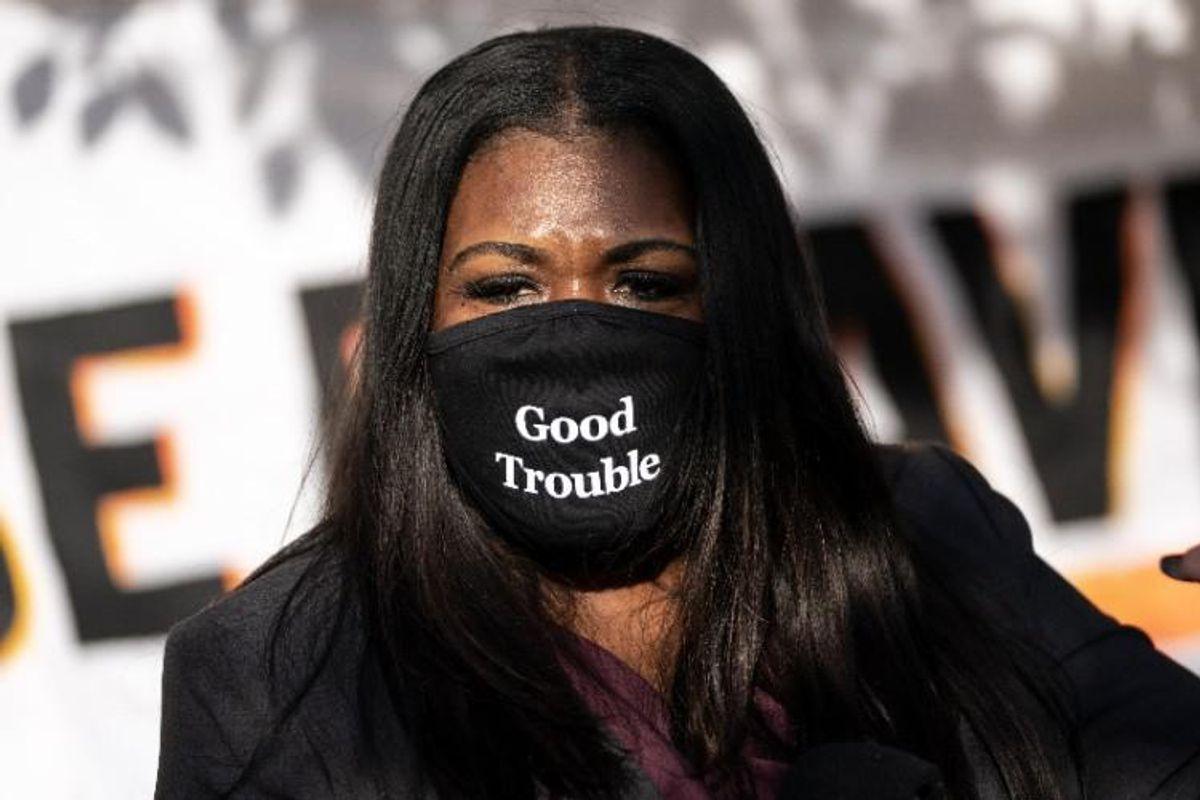 'Have They Ever Had a Job Before?' Cori Bush slams House Republicans who evaded metal detectors