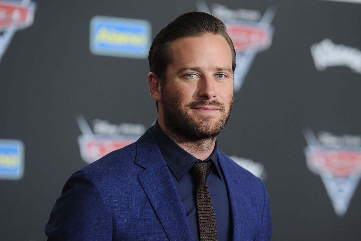 Armie Hammer Responds to Those Alleged DMs