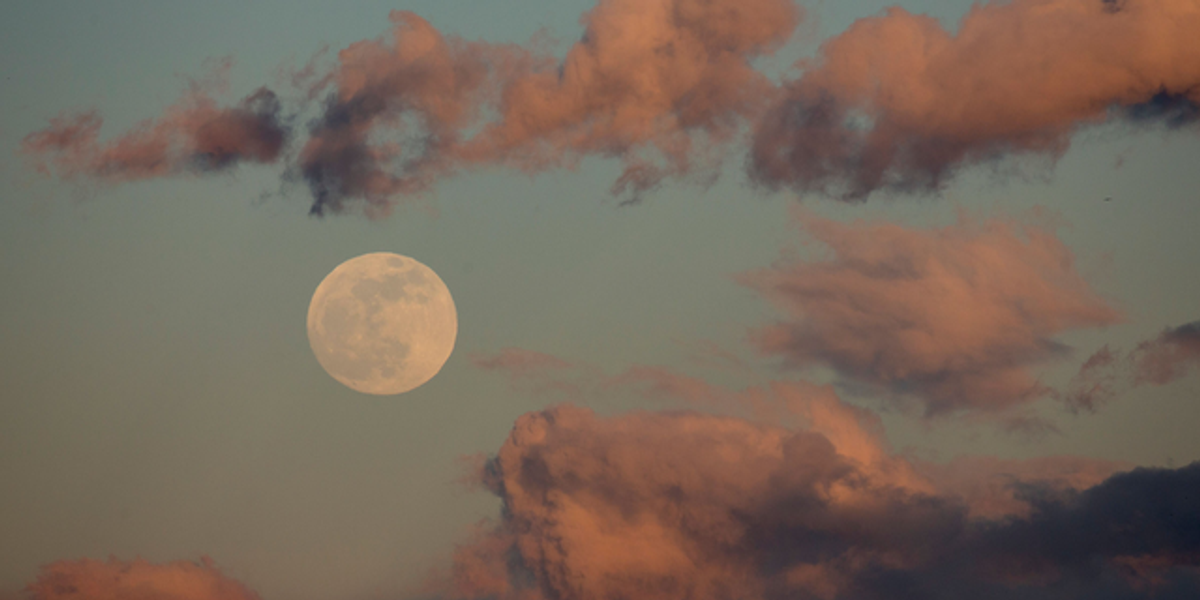The First Full Moon of 2021 Will Occur Later This Month