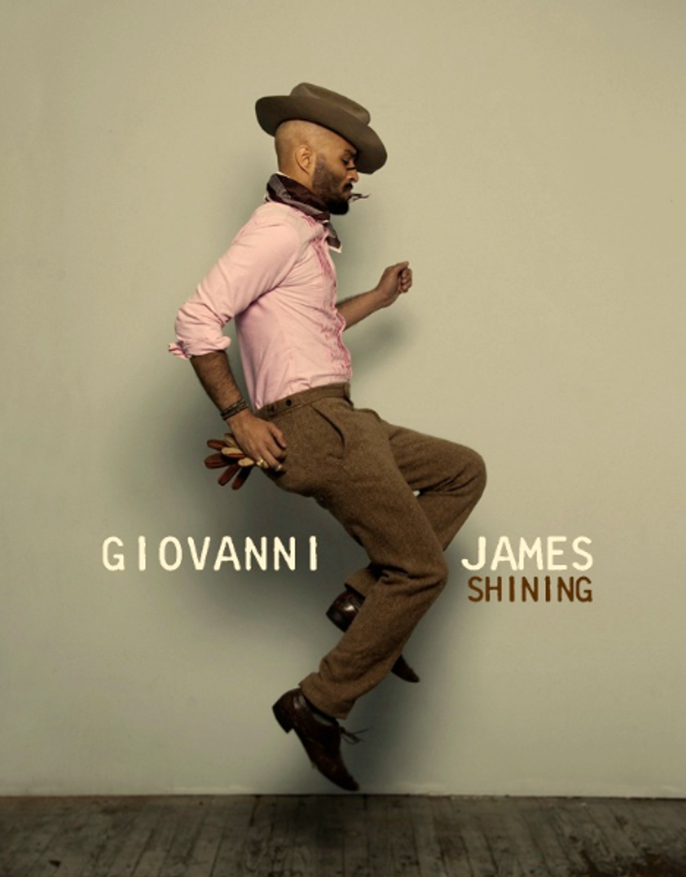 """Listen to Giovanni James' """"Shining"""" -- A PAPERMAG Premiere!"""