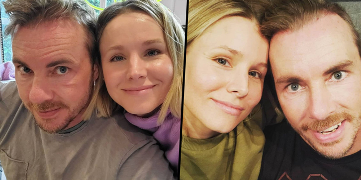 Kristen Bell Said She and Dax Shepard Made a Deal To 'Role Play' Apologize After They Fight in Front of Kids