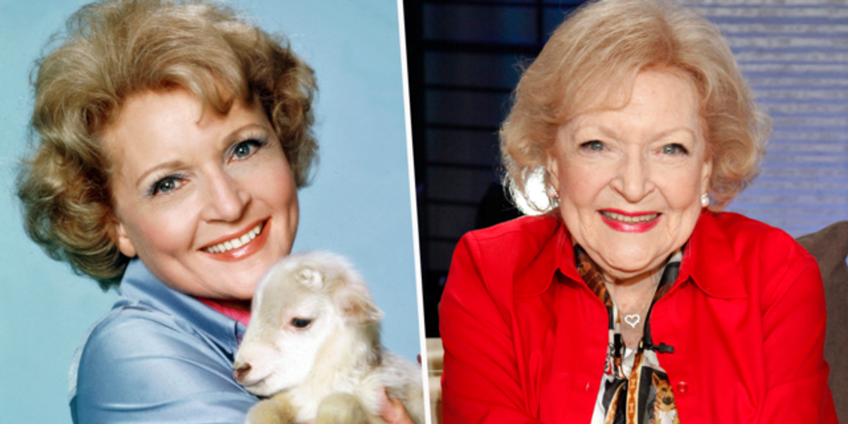 Betty White Says She Is 'Blessed With Good Health' Ahead of Her 99th Birthday