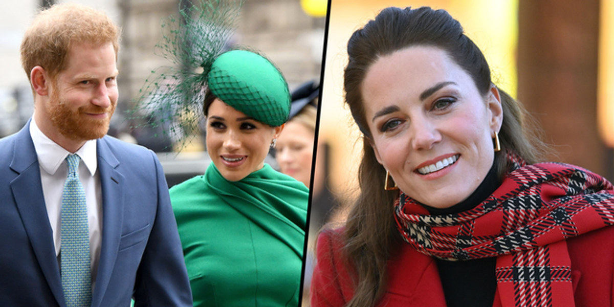 Kate Middleton Reportedly Taken Aback by Meghan Markle and Prince Harry's 'Surprise' Birthday Gifts
