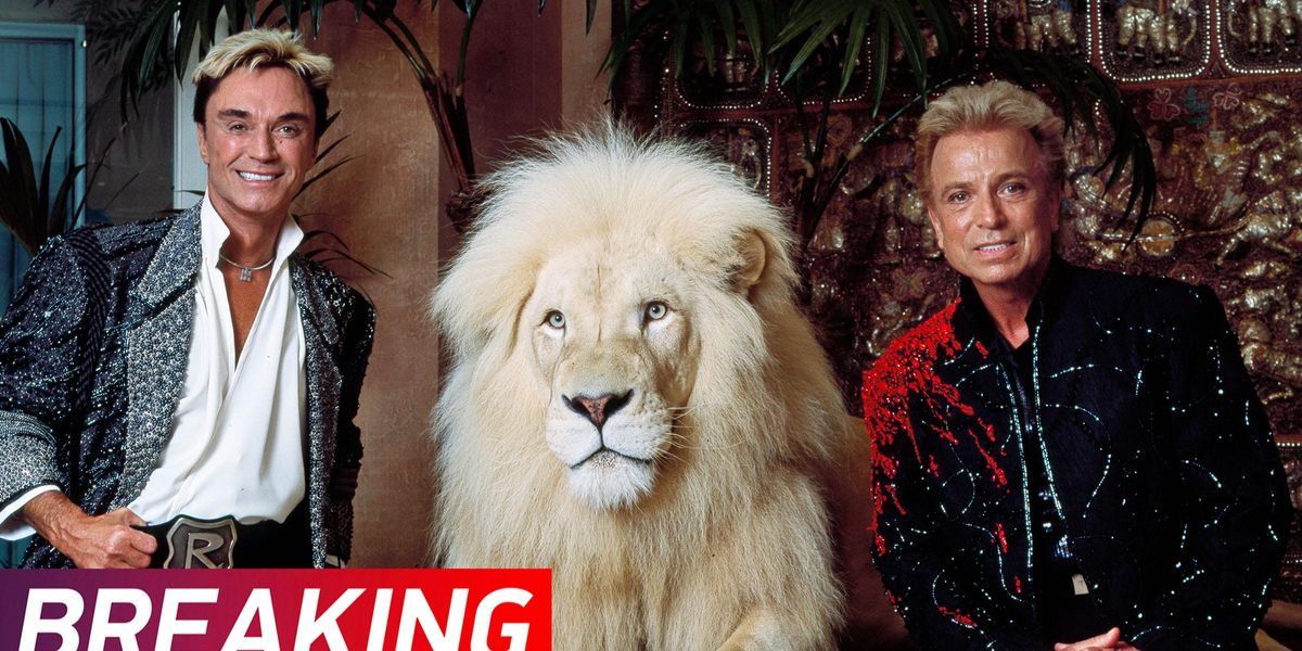 Siegfried Fischbacher of Siegfried & Roy Dead at 81