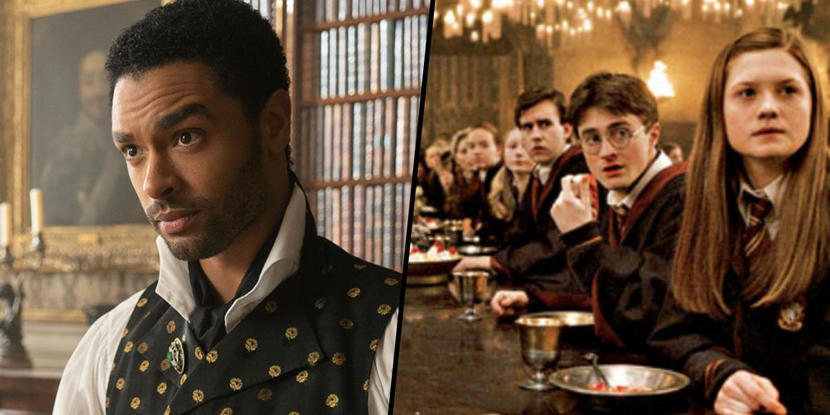 'Bridgerton' Star Rege-Jean Page Had a Role in 'Harry Potter'