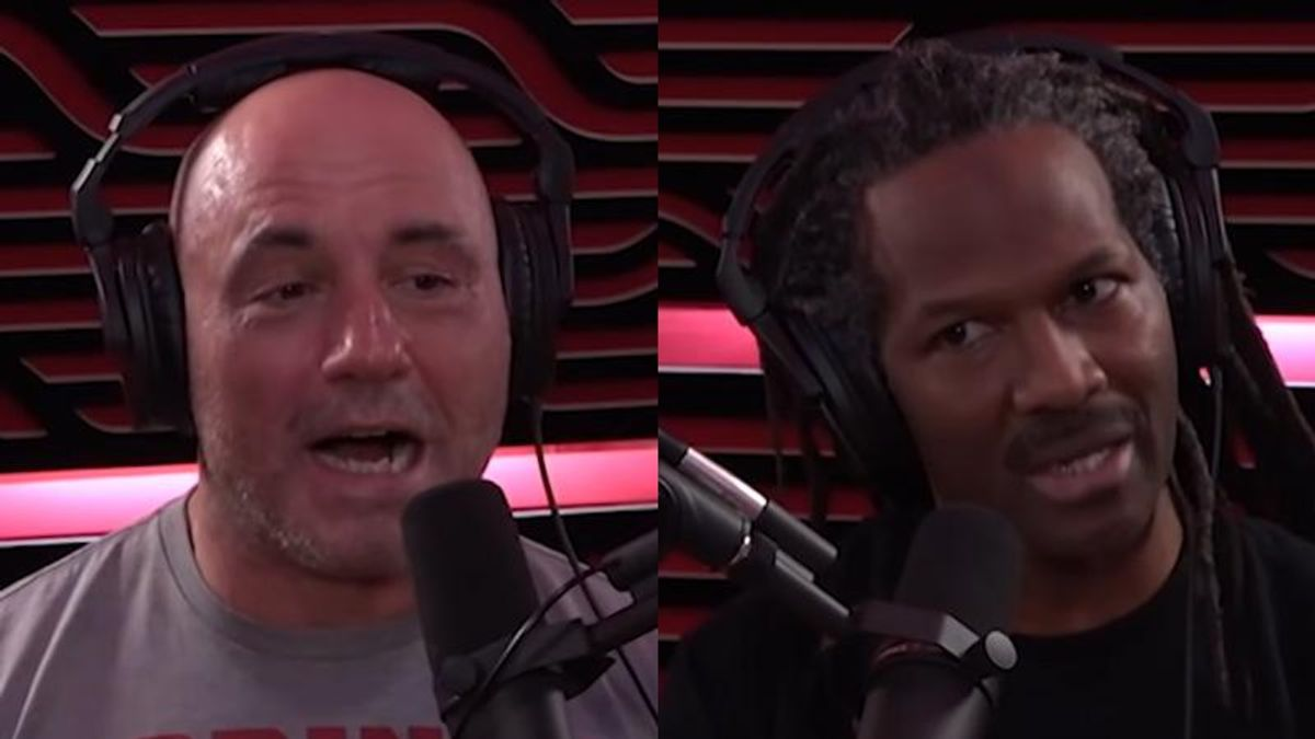 Ted Cruz's manliness gets questioned on The Joe Rogan Experience