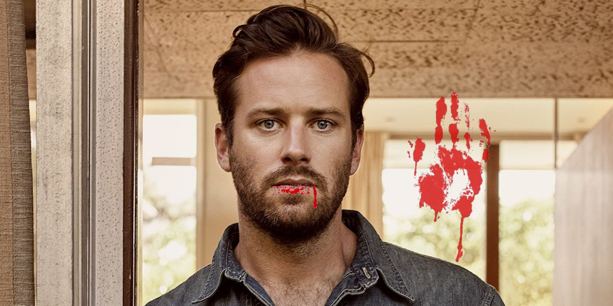 Armie Hammer's DMs and Other Signs You Might Be Dreaming 2021