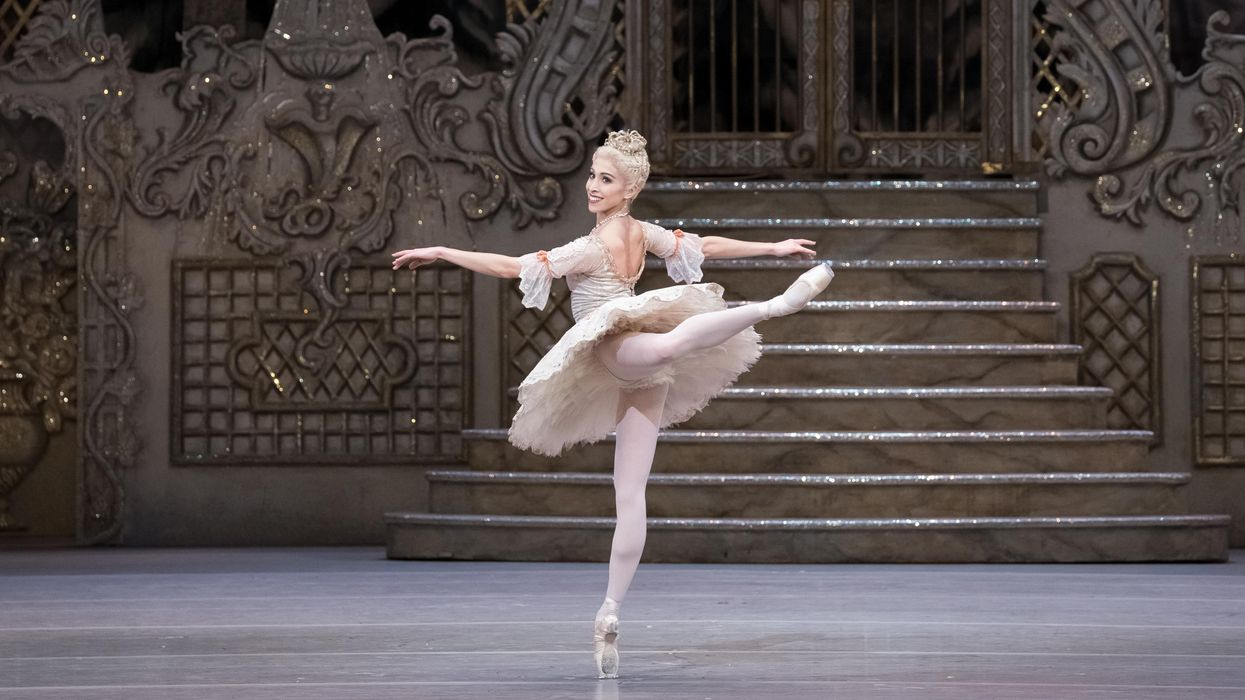 The Royal Ballet's Yasmine Naghdi Shares Her Go-to Self-Care Ritual and Her Favorite Recipe