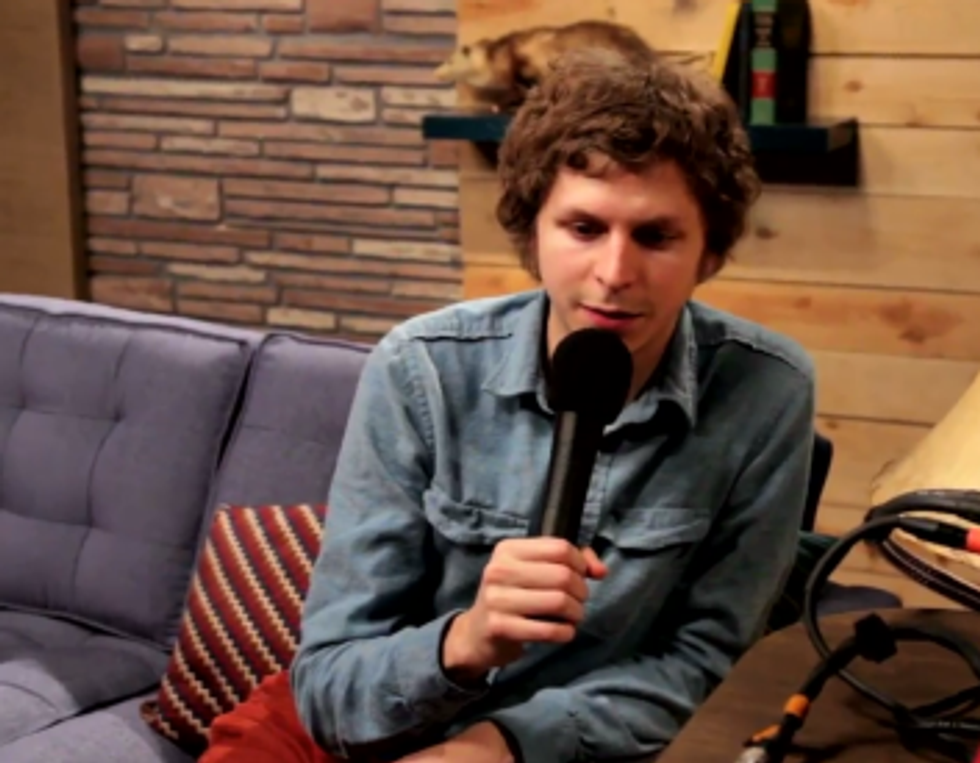 "The Morning Funnies: The ""Live Lip Dub"" Marriage Proposal + Michael Cera Singing About Friends and Pie"