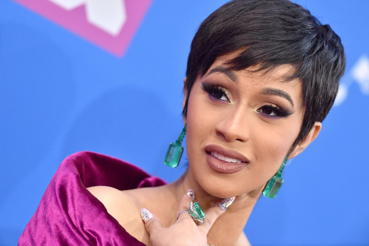 Cardi B Is Playing an Undercover Grandma in Her First Lead Role