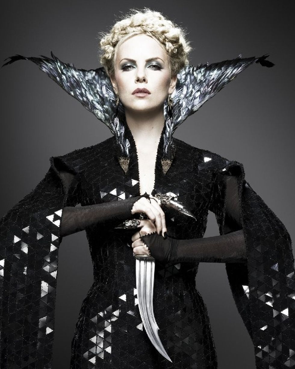 Snow White & the Huntsman Runway Style