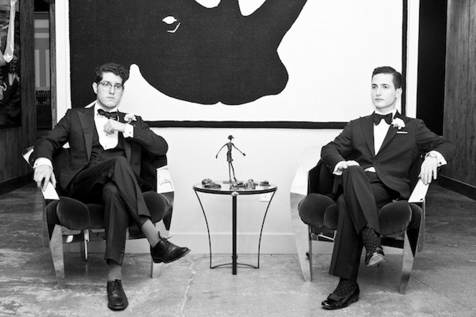Meet N.Y.C.-By-Way-Of-Mexico Cuff Link Designers M. de PHOCAS