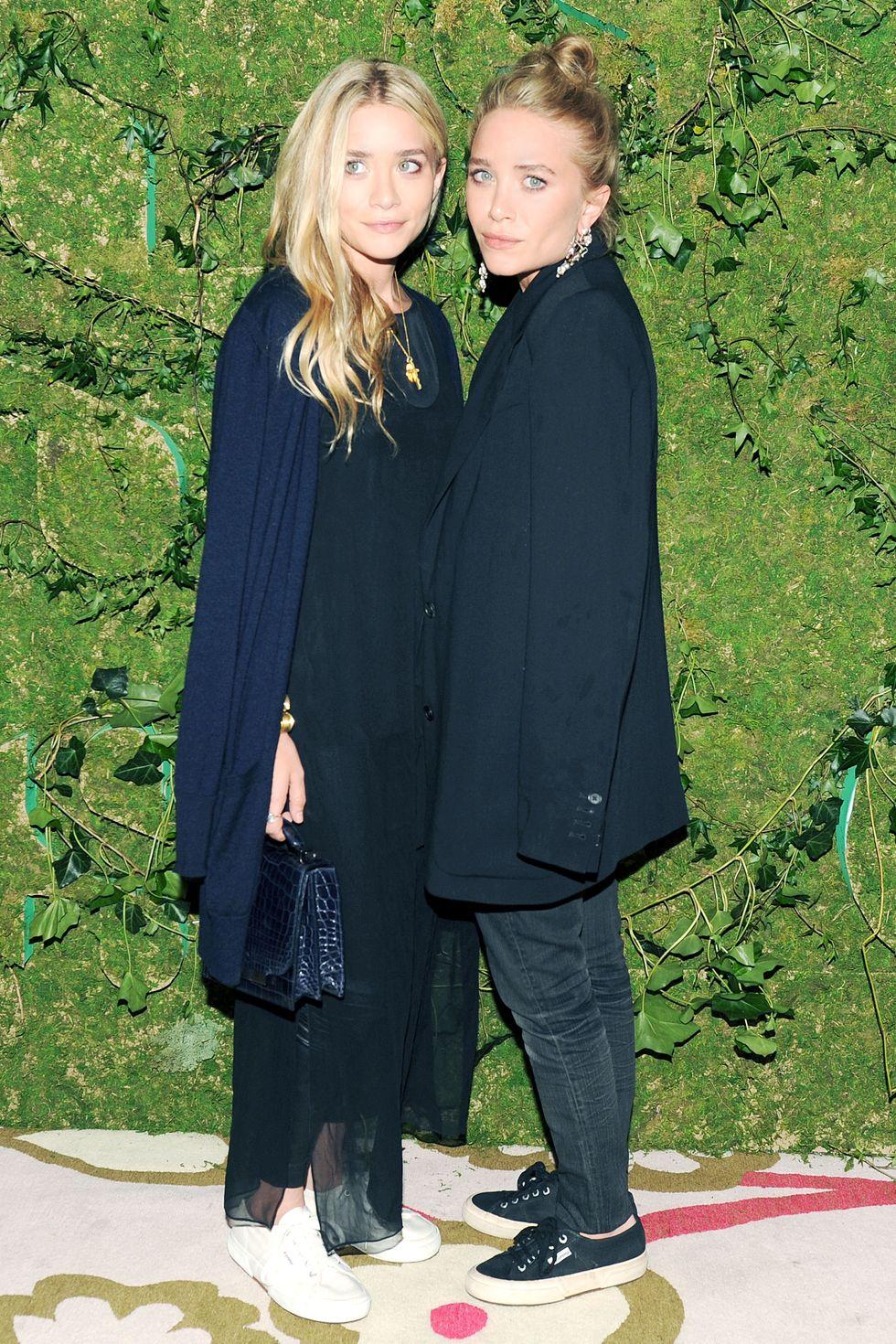 Superga Celebrates Its New SoHo Shop with the Olsen Twins