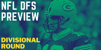 NFL DFS Preview: Divisional Round image