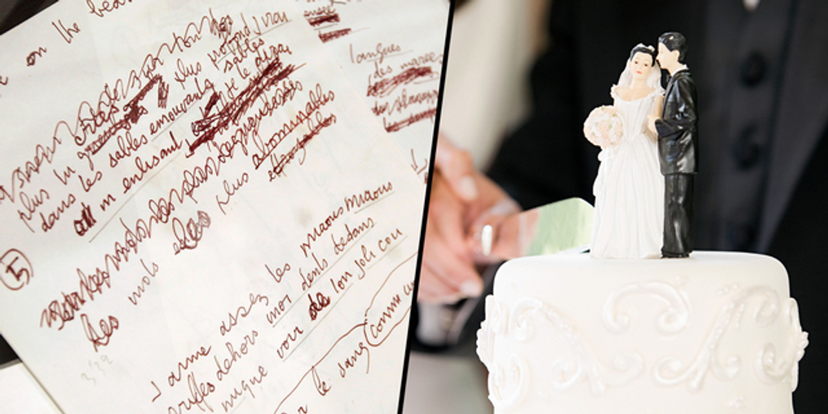 Husband Realizes His Wife Is Cheating, Leaves a Note for the Other Man
