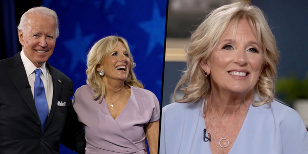 Jill Biden Announces Plans as First Lady of the United States