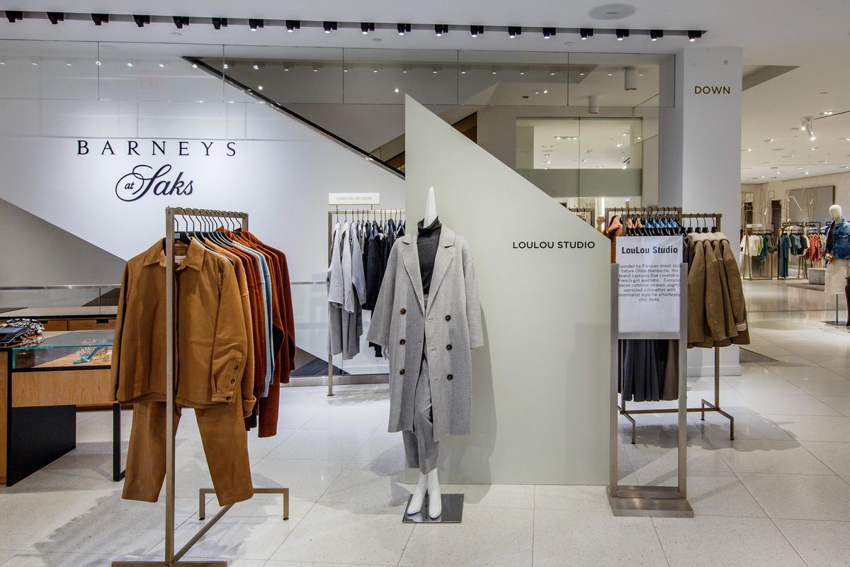 The New Barneys Lives On at Saks